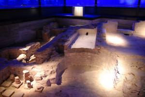 Ausgrabung Römisches Bad